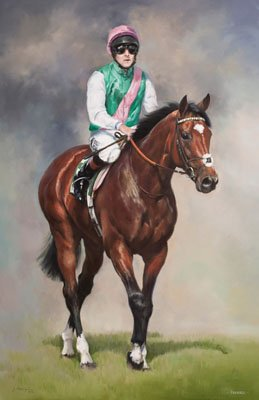 Frankel and Tom Queally - Canvas