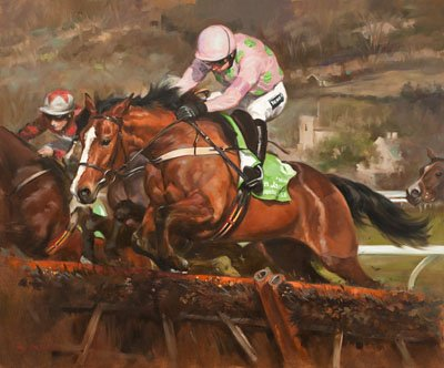 Faugheen & Ruby Walsh - Canvas