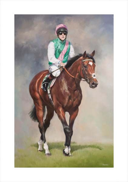Frankel and Tom Queally