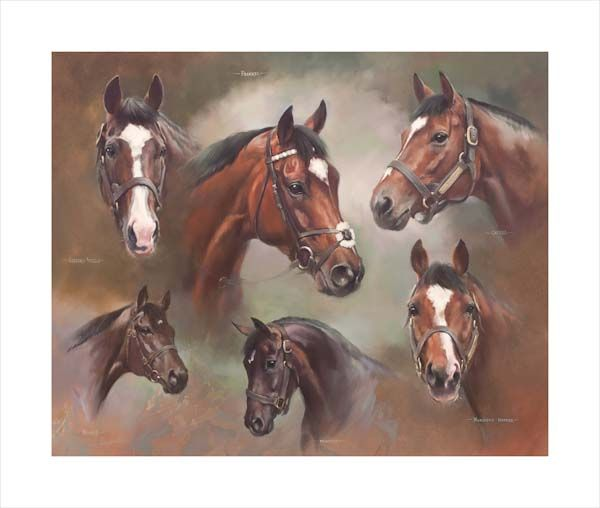 The Frankel Sire Line