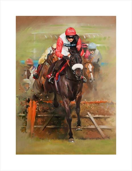 Big Buck's and Ruby Walsh