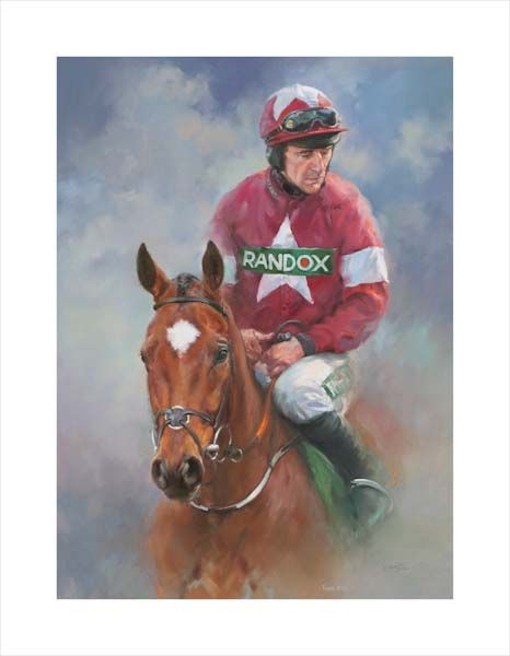 Tiger Roll and Davy Russell