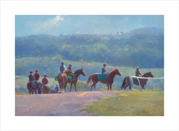 Middleham Moor - Into The Blue
